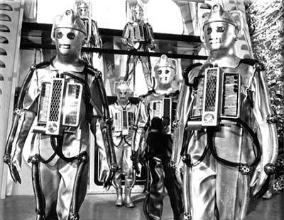 Evolution Of The Cybermen the Cybermen of the
