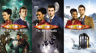Doctor Who is not just a TV show or Doctor Who in print