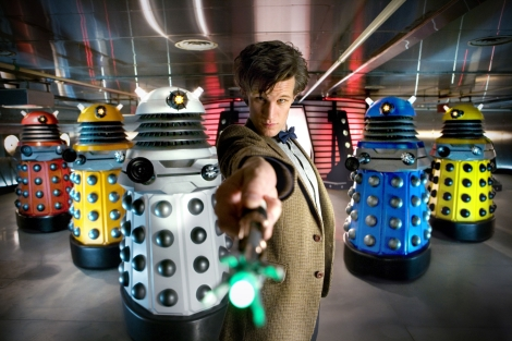 Dr Who : S5 : Ep3 : Victory of the Daleks