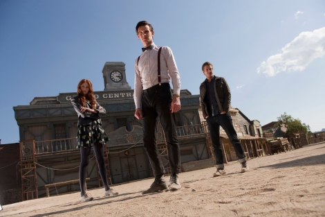 DOCTOR WHO: SERIES 7,  SET 1 - EPISODE 3: A Town Called Mercy
