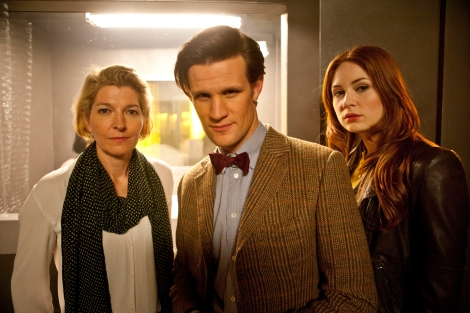 DOCTOR WHO: SERIES 7,  SET 1 - EPISODE 4: The Power of Three