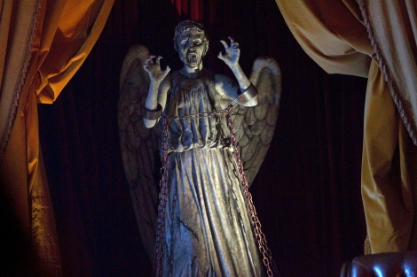 DOCTOR WHO: SERIES 7,  SET 1 - EPISODE 5: The Angels Take Manhattan