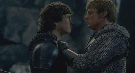mordred-arthur-final-battle