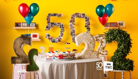 BBC TWO 50th