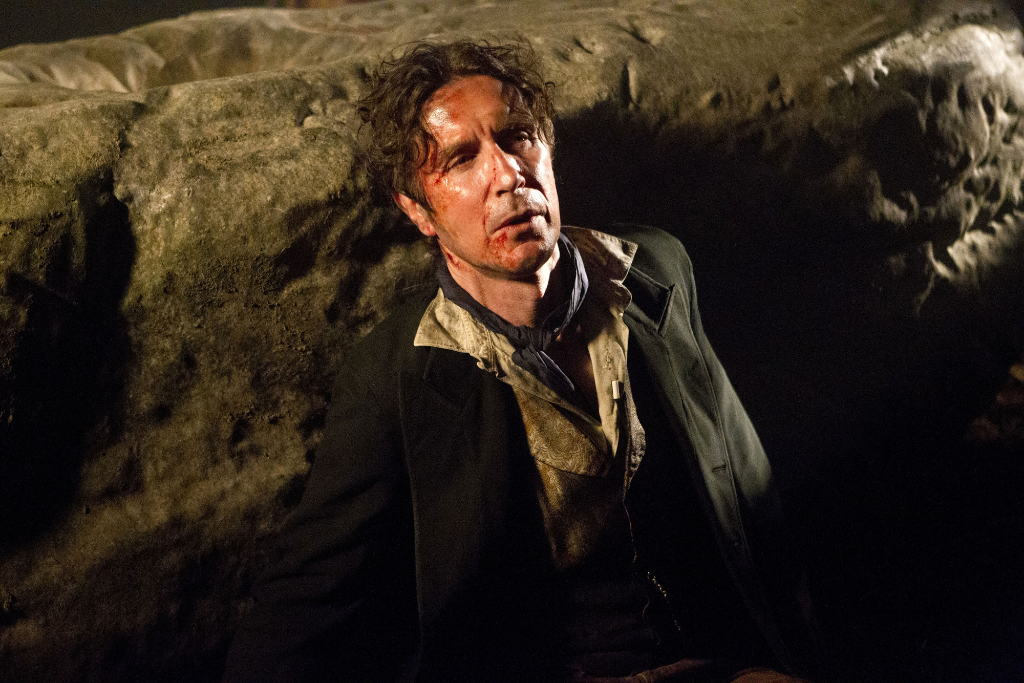 the night of the doctor promotional pictures