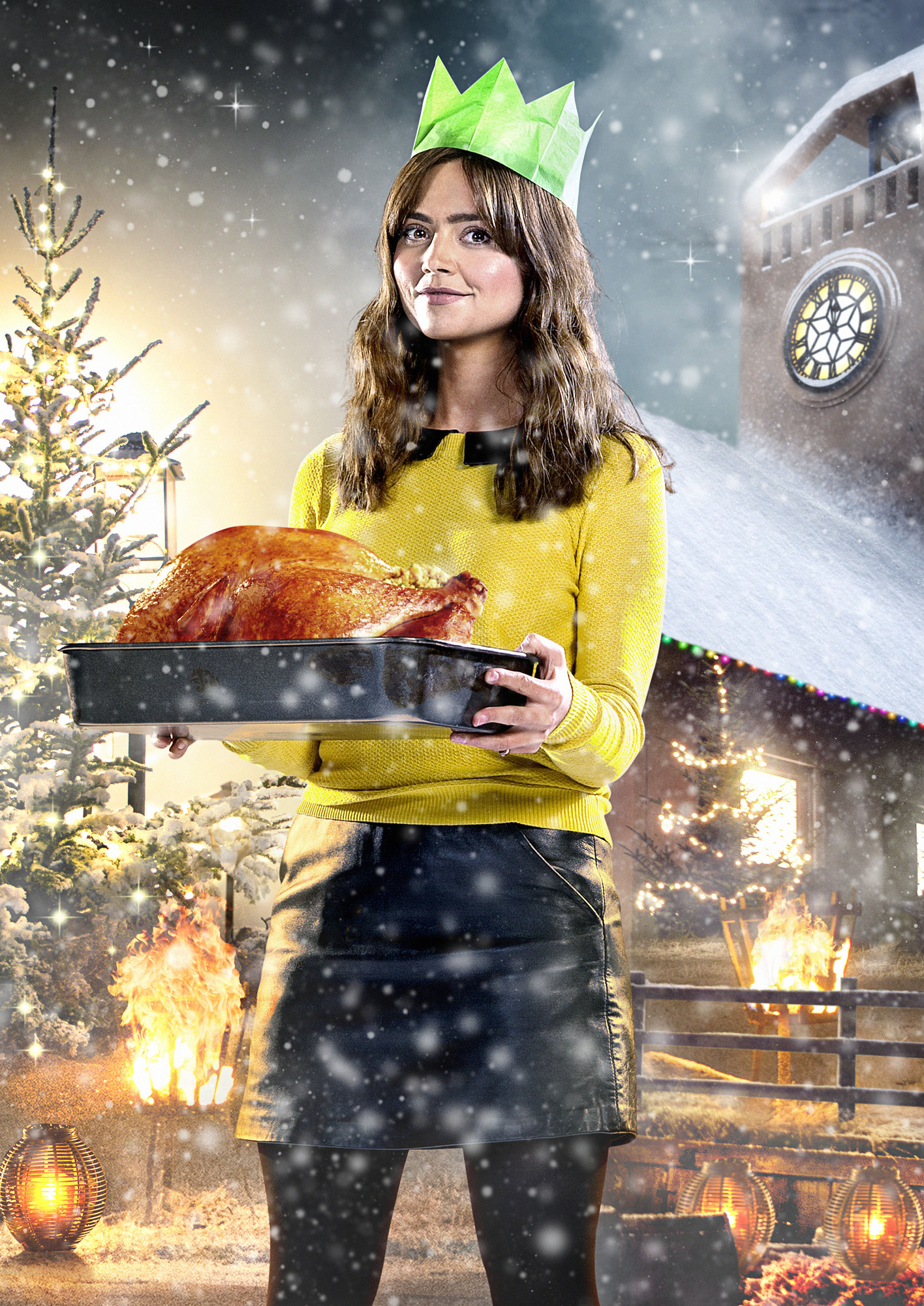Doctor Who Christmas Special 2013.Doctor Who The Time Of The Doctor Promotional Pictures The