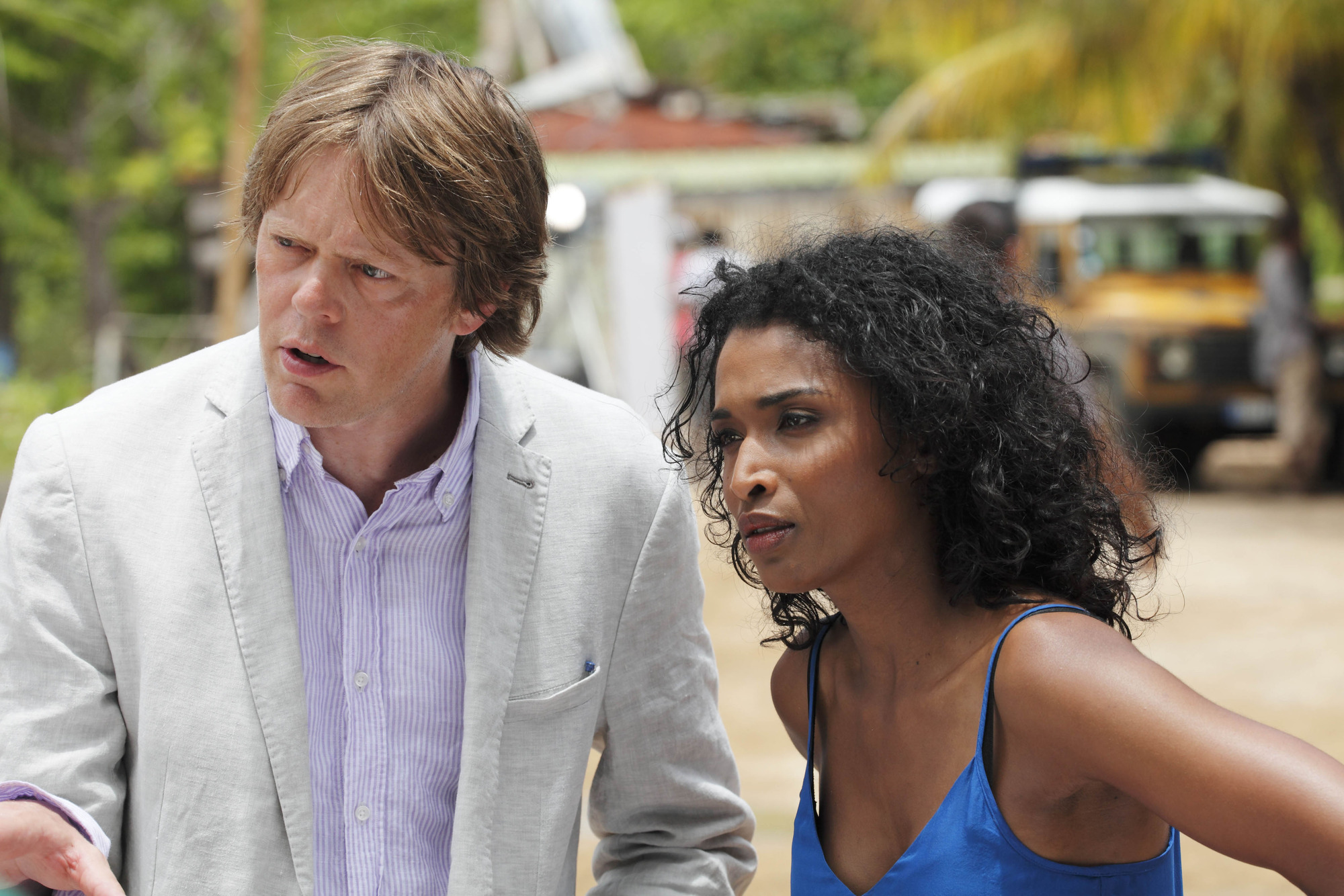 Sara Martins Verlässt Death In Paradise