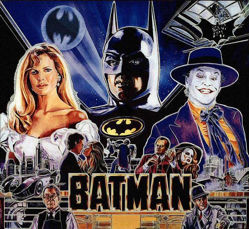Batman 1989 Movie Review The Consulting Detective