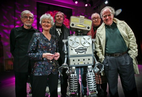 Radio 4 Character Invasion