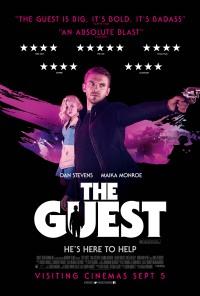 Poster for 2014 psychological thriller The Guest