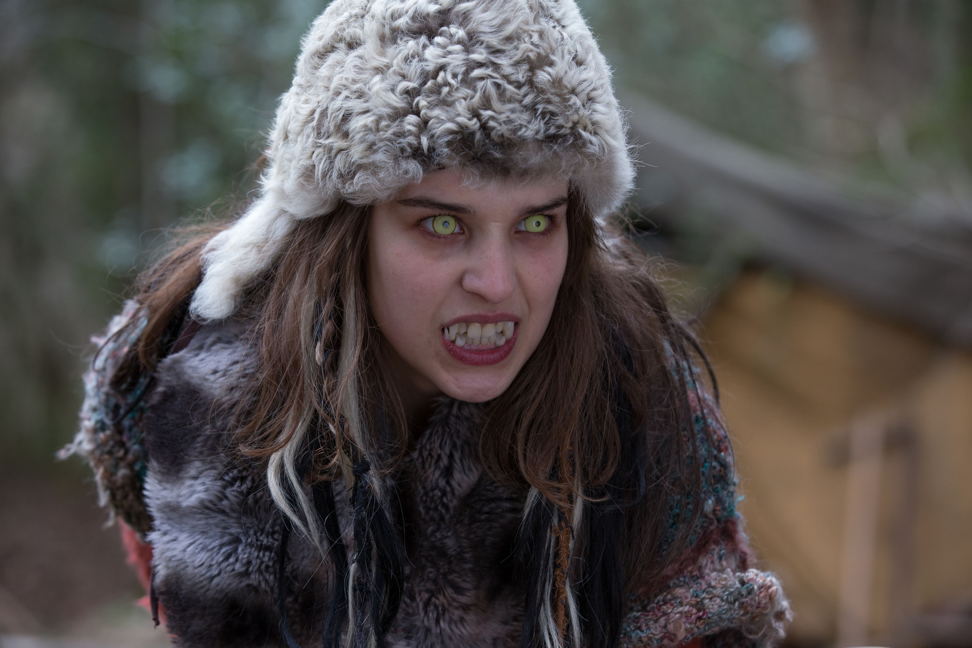 Wolfblood series three episode one and two promotional pictures the