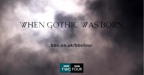 When Gothic was born