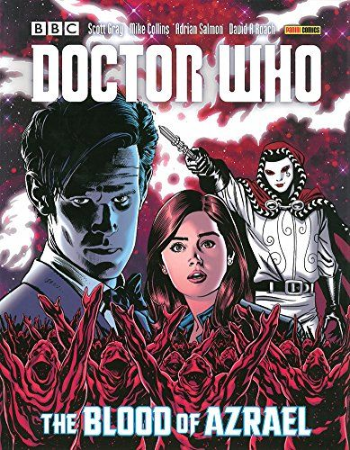 5108-Doctor-Who-The-Blood-of-Azrael-graphic-novel