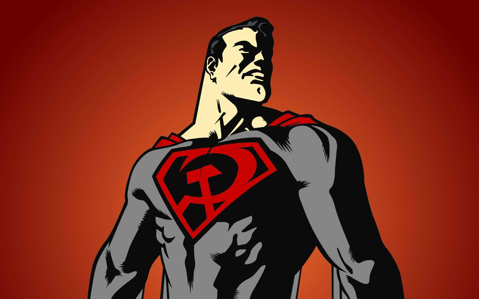 Communism dc comics red son desktop wallpaper