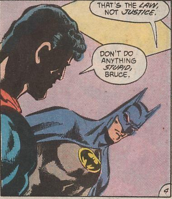 scary is batman