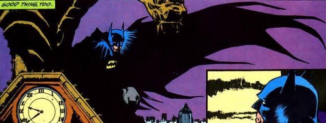 Batman gotham tale 1