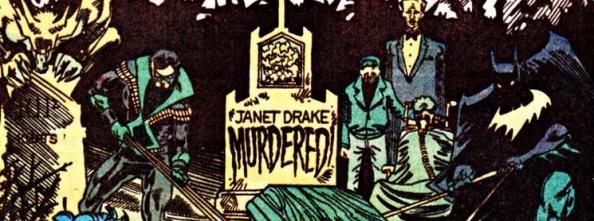 Batman identity crisis 6