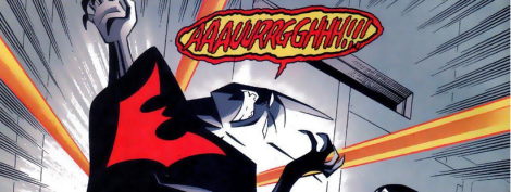 Batman Beyond 1