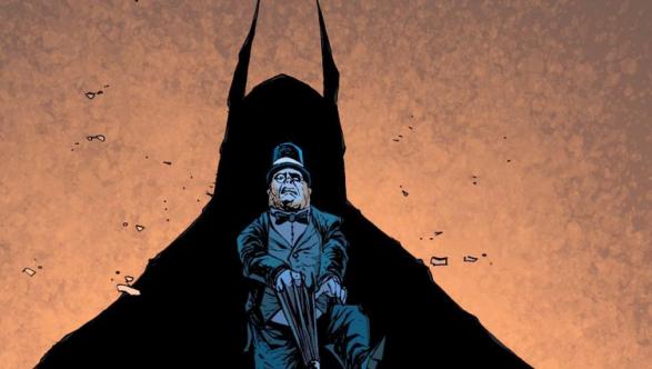 Batman Voiceless 8