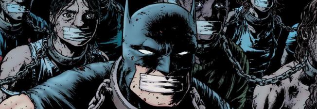 Batman Voicless 1