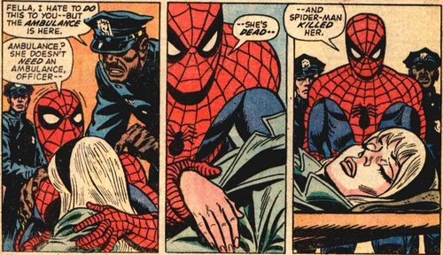 10 Great Comic book moments eradicated by stupid retcons ...
