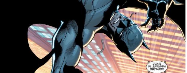 Batman origin of man bat 4