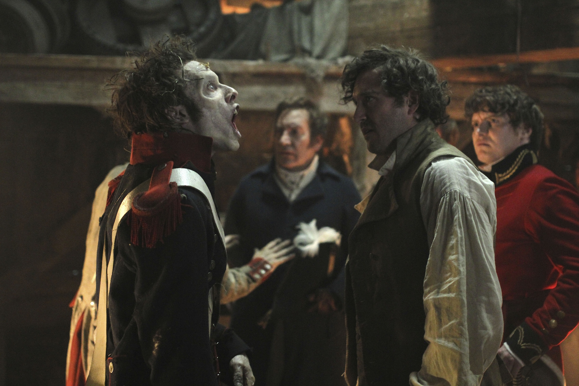 jonathan strange  norrell episode  promotional pictures  consulting detective