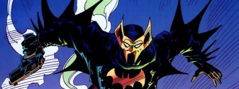 Batman Cit Wayne