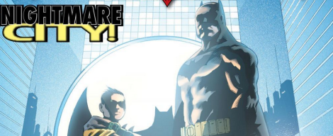 batman life is but a dream