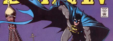 Batman When The Earth Dies