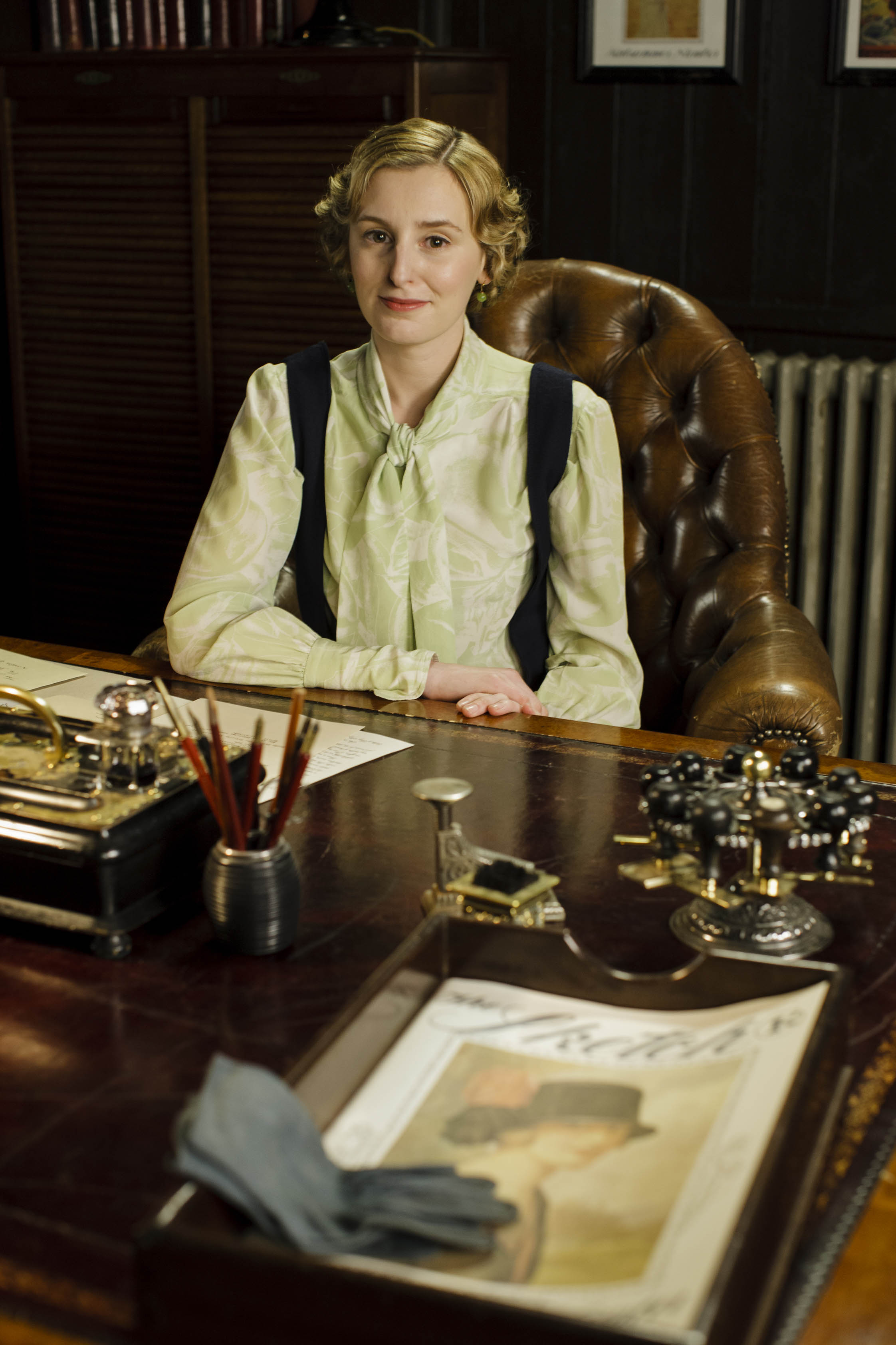 Downton Abbey Series Six Episode Five Promotional Pictures