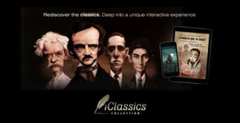 iClassics Productions, S.L Releases the Long Awaited Volume 3 of iPoe Collection Exclusively on the AppStore